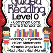 Guided Reading Level O is Posted!!
