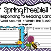 Spring Break Freebie!!