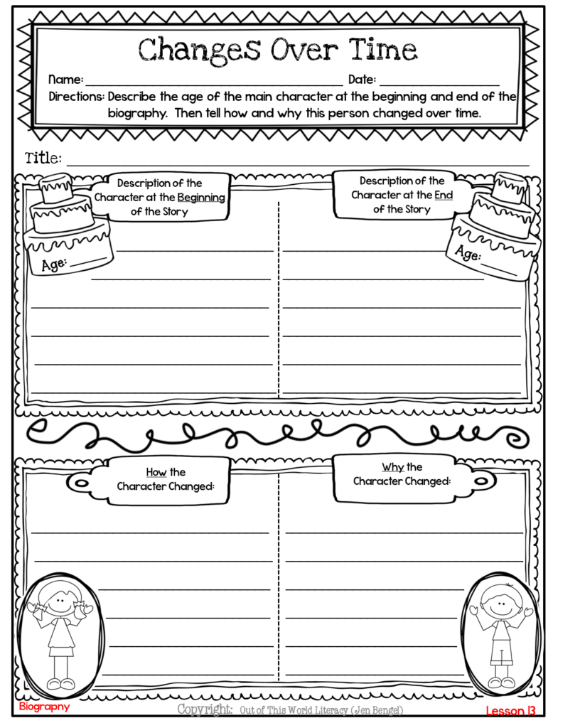 http://www.teacherspayteachers.com/Product/FreebieDescribing-How-and-Why-Characters-Change-Over-Time-1127218