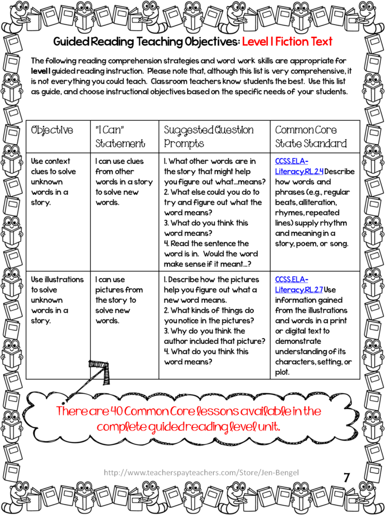 FreebieGuided-Reading-Lessons-and-Printable-Assessments-Grade-2-1127495