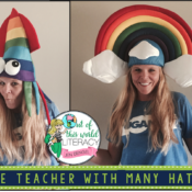 The Teacher With Many Hats: A Back to School Video Tip