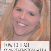 Day Twelve: How to Teach Comprehension with Think Alouds