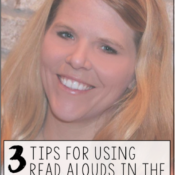 Day Seven:  3 Tips for Using Read Alouds in the Reading Workshop