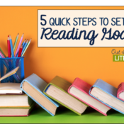 A Quick Guide to Setting Reading Goals