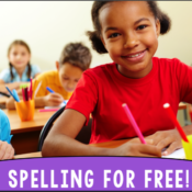 Try a Week of Spelling for Free!